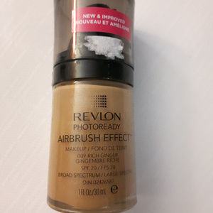 Revlon Makeup - Revlon Photo Ready Airbrush Effect 009 Rich Ginger